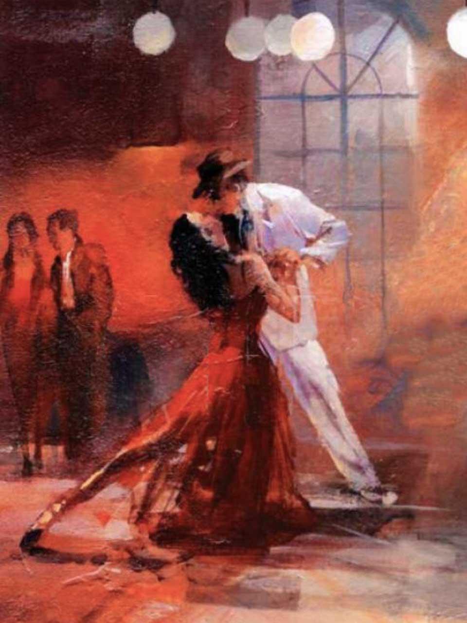 Dansschool Argentijnse tango – Tango Jubilo