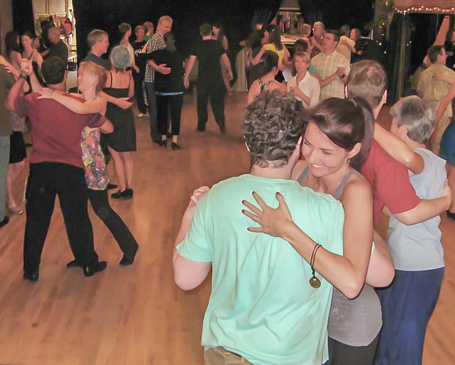Tango Jubilo - School voor Argentijnse tango